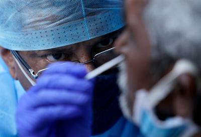 India detects new 'double mutant' variant as Covid-19 cases spike, raising fears of a second wave