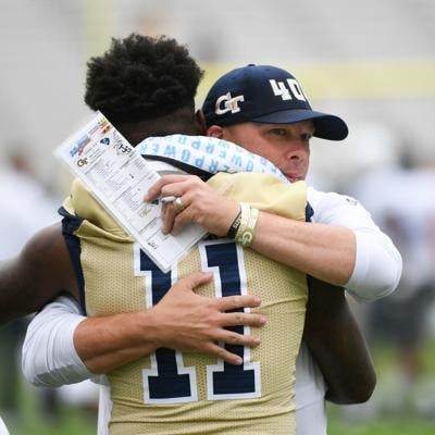 NCAA Football: The Citadel at Georgia Tech