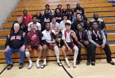TRADITIONAL AREA WRESTLING ROUNDUP: Rockdale County advances 12 wrestlers to sectionals