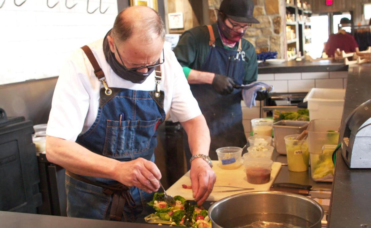 Chef transplants are bringing new flavor to suburbs and smaller cities and towns