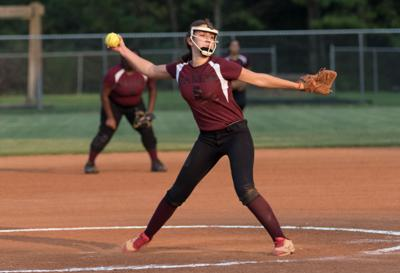 Offensive outburst leads to first win of the season for Salem softball