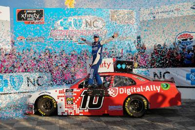 NASCAR: Drive for the Cure 250