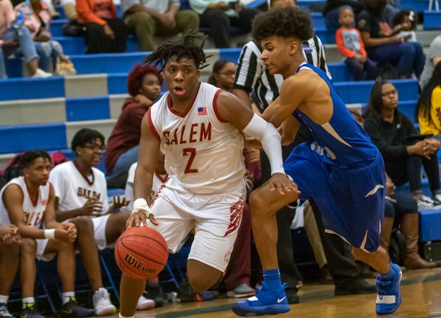 Salem flys by North Clayton in final 10 minutes, clinches playoff berth