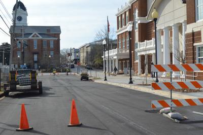 City denies county request to close Hunter Street