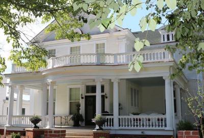 The Wright-King House, Floyd Street