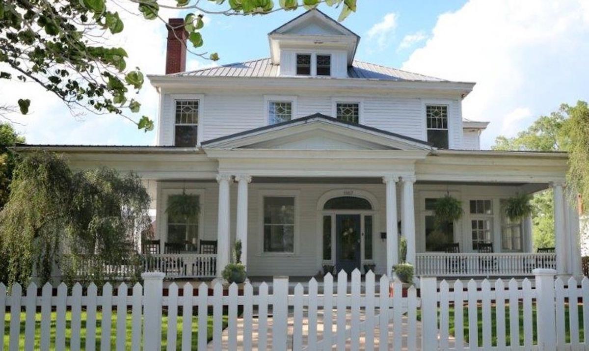 The Waites House, Floyd Street