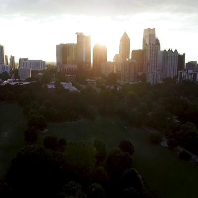 Atlanta sports stars video