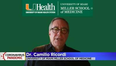 South Florida doctors make medical breakthrough in treating severe cases of Covid
