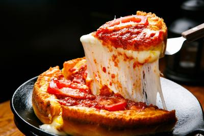 Here are some absurd facts about pizza on National Pizza Day