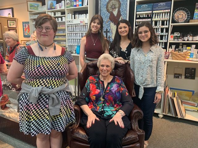 Four seniors rewarded with local Art Scholarship