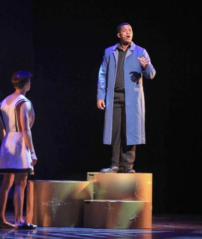 Heritage wins big at Musical Theatre Awards