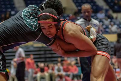 Baros, Rockdale County ready for upcoming traditional meet after exit at state duals