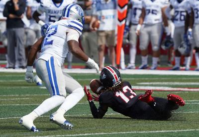 GWU Football vs. Hampton 10/12