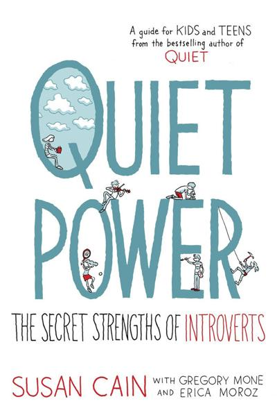 TERRI SCHLICHENMEYER: Discover the nuances of being an introvert in 'Quiet Power'