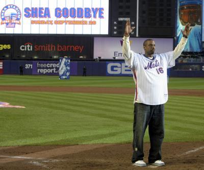 MLB: Florida Marlins at New York Mets