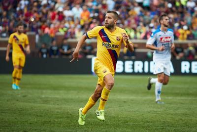 Soccer: United States La Liga-Serie A Cup Tour-SSC Napoli at FC Barcelona