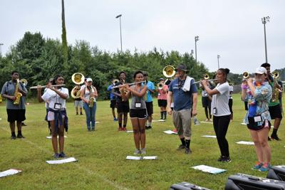 Heritage marching band has high expectations for the new season