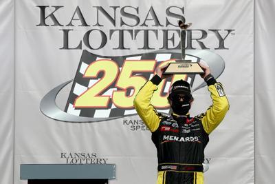 NASCAR Xfinity Series Kansas Lottery 250
