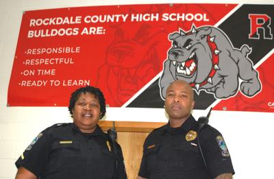Conyers Police recognized by Justice Department for SRO program