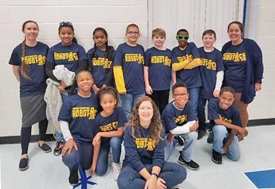 Lorraine Elementary Robotics Club Wins First Place In Tournament