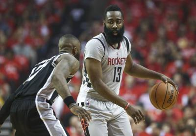8f4758d76343 Harden sued by Malone Jr. for alleged assault