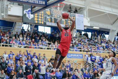 NCAA Basketball: Stony Brook at Seton Hall