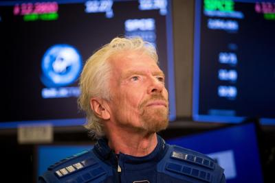 The pandemic hurt Richard Branson's business empire. He's looking for new deals anyway