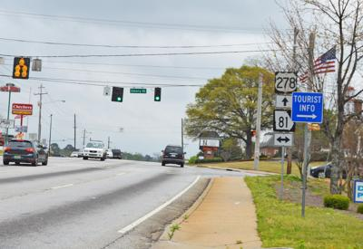Highway 278 CID organizing continues after bill passed by General Assembly