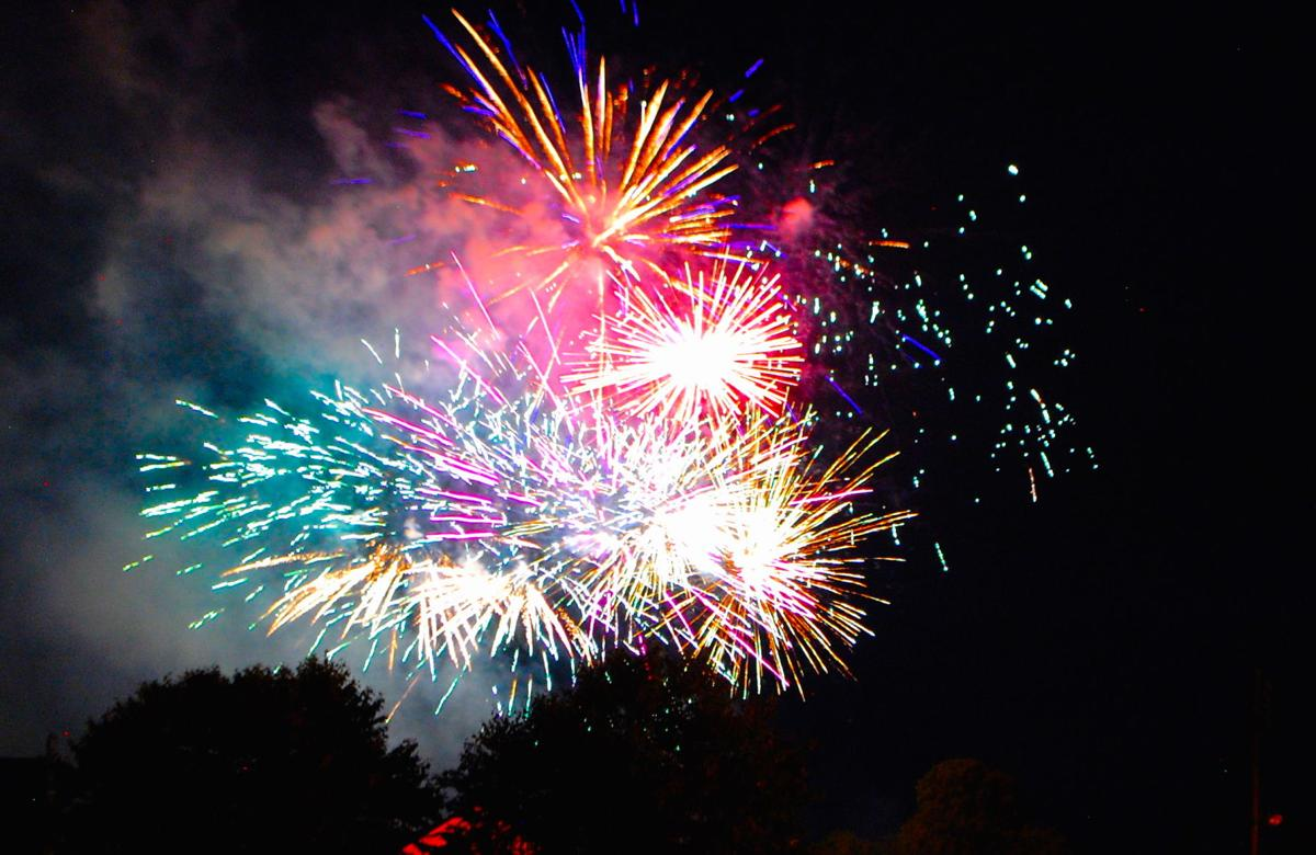Porterdale celebrates July 4th with ducks and fireworks