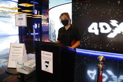 The world's second biggest movie theater chain is struggling to survive the pandemic