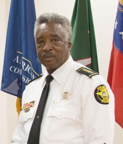 Sheriff Ezell Brown running for re-election