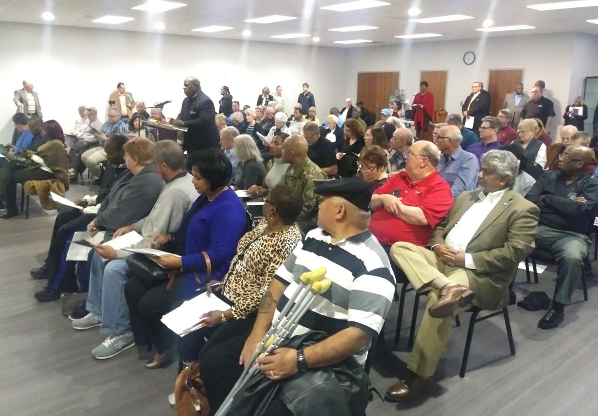 Citizen input on courthouse options heard