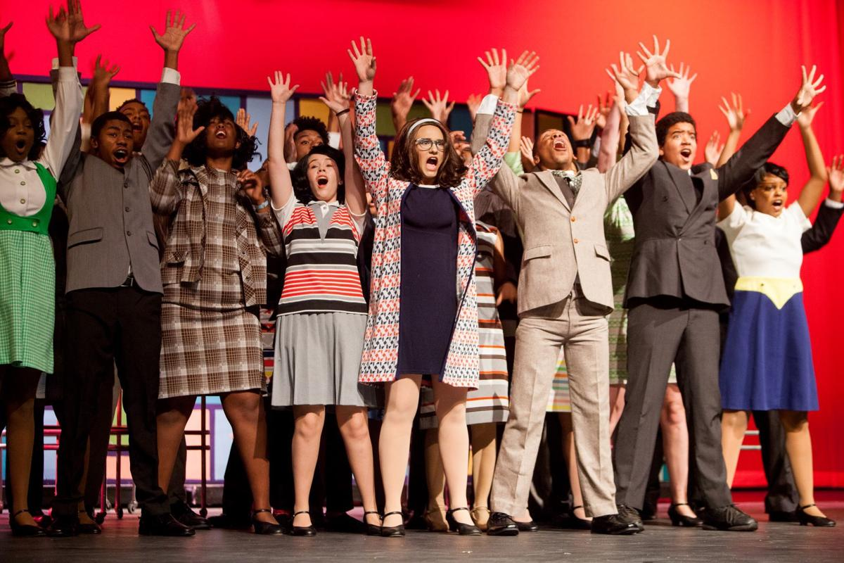 "Heritage High theatre program to present ""How to Succeed in Business Without Really Trying"" this weekend"
