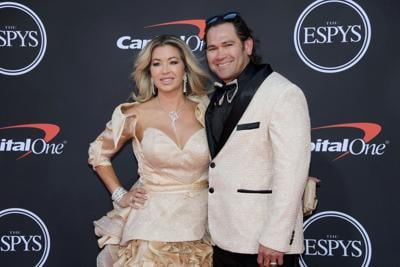 Sports: The ESPYS-Red Carpet