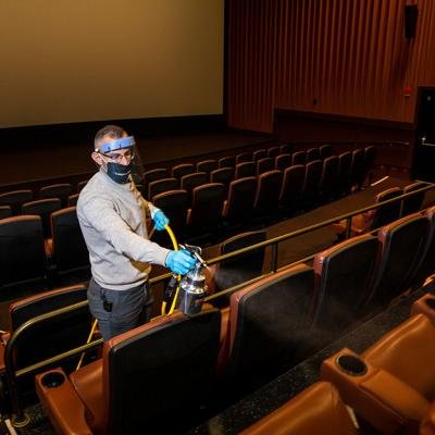 The pandemic won't be the end of movie theaters, but it will forever change them