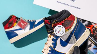EBay will now guarantee that those expensive sneakers are real