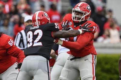 NCAA Football: Georgia Spring Game