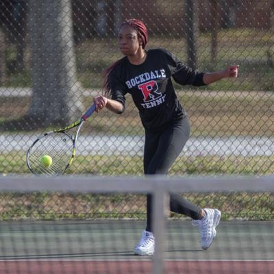Rockdale County's Tyson excelling in new No. 1 singles role as a sophomore