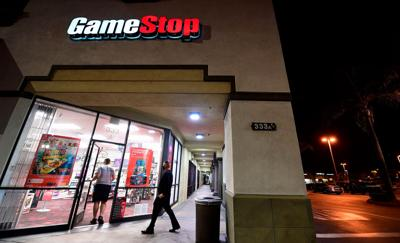 GameStop continues to surge -- now up 2,500% this year