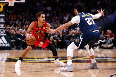 NBA: Atlanta Hawks at Denver Nuggets