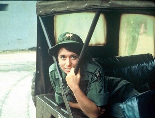 A VETERAN'S STORY: One Vietnam nurse, mending and remembering