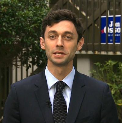 Ossoff, Handel in runoff in Georgia's 6th Congressional District