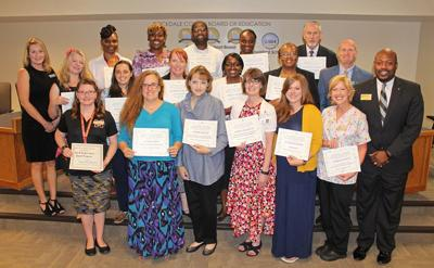 Snapping Shoals EMC awards grants to Rockdale teachers