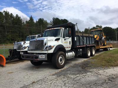 Georgia Department Of Transportation Ready For Storm Impact Newton