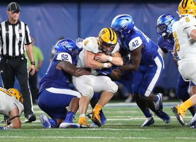 Ellington's late heroics rescues Georgia State for a 24-20 win over Kennesaw State