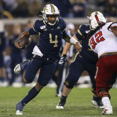 NCAA Football: North Carolina State at Georgia Tech