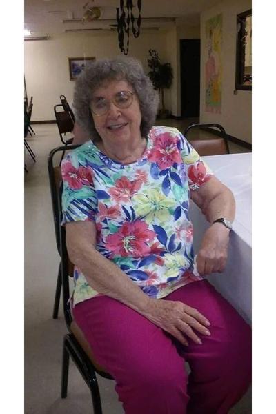 Joyce Pauline Jarrell Clay