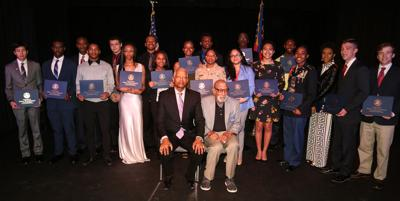 Rep. Hank Johnson nominates two Newton County students for U.S. Service Academy
