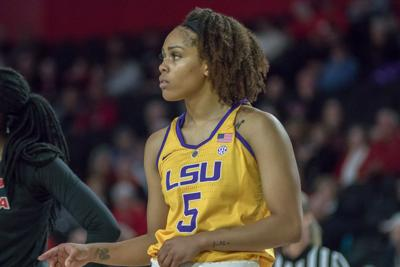 Former Salem star Ayana Mitchell named t0 All-SEC First Team