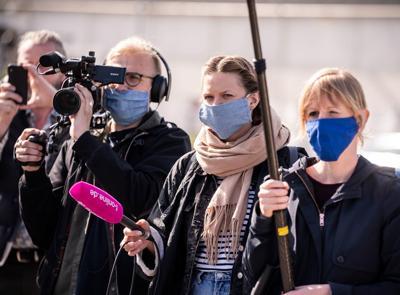 World Press Freedom Day in the 'coronavirus crackdown'